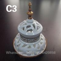 Buy cheap ceramic incense burner C3 from wholesalers
