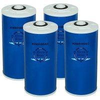 Buy cheap Four Pentek GAC-BB Compatible Granular Carbon Water Filter Cartridges from wholesalers