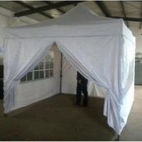 Buy cheap The basic model folding tent gazebo with side walls from wholesalers