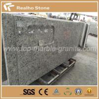 Buy cheap Good Quality Of White Rose Prefabricated Granite Countertops from wholesalers