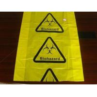 Buy cheap Medical waste bag from wholesalers