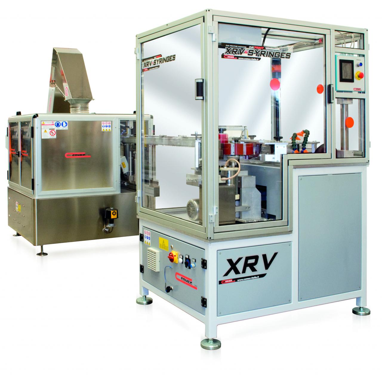 Wholesale XRV Rotary Pad Printer for syringes from china suppliers