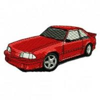 Buy cheap 1993 Ford Mustang GT 5.0 Embroidery Design from wholesalers