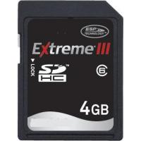 Buy cheap 4GB Extreme III SDHC Secure Digital Card Item No: 4563 from wholesalers