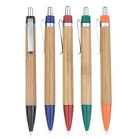 Buy cheap BMP112 Enjoy new design push-action bamboo pen product