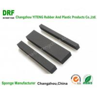 Buy cheap Black Super Thick Window Seal foam Tape Weather Sealing Strip from wholesalers