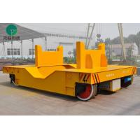 Wholesale molten steel Slag and scrap handling Ladle transfer car manufacturer from china suppliers