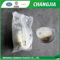 Buy cheap Printed clear PE bag/Microwave heating bag for sale from wholesalers