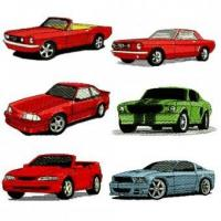 Buy cheap Car Embroidery Designs from wholesalers