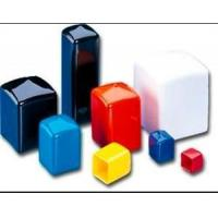 Buy cheap 30*30mm Square End Caps for Pipe and Tubings from wholesalers