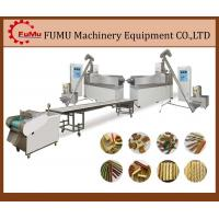 China single screw extruder pet chew food machinery plant Manufactures