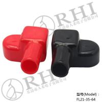 Buy cheap Soft PVC Black Red Paired Auto Car Battery Terminal Boot from wholesalers