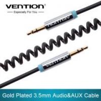 Buy cheap Vention High Quality Best Price Aux Spring Cable from wholesalers