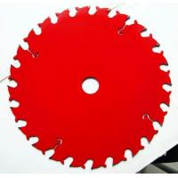 Anti-Kick back tooth for cutting wood- premium quality TCT SAW BLADE Manufactures