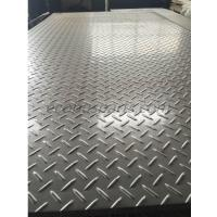Buy cheap Embossed SS304 Chequered Plate/Checker Plate Steel/Diamond Plate Steel from wholesalers