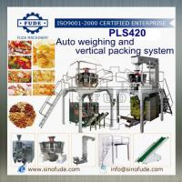 Buy cheap PLS420 PLS420 AUTO WEIGHING AND VERTICAL PACKING SYSTEM product