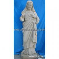 Buy cheap Stone Marble Statue Religious Jesus Sculpture for Religion (SY-X1708) from wholesalers