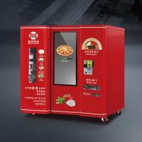 LED advertising screen pizza vending machine Manufactures