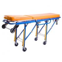 Buy cheap Hospital Ambulance Trolley Patient Automatic Loading Stretcher from wholesalers