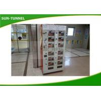 Merchandising Airport Frozen Food And Drink Vending Machine Restaurant Application Manufactures