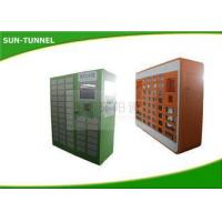 Self Service Fresh Food Vending Machine Coin Payment AC 100 - 240V Manufactures