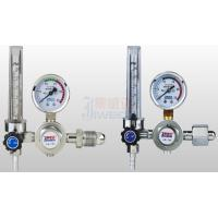 China High-quality Argon Gas Regulator with Flowmeter for TIG welding equipment on sale