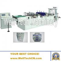 Buy cheap WTGB-600 Plastic Grape Packing Bag Making Machine (Special-shaped Bags Making Machine) from wholesalers