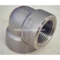 Buy cheap ANSI B 16.11 Threaded Fittings ELBOW from wholesalers