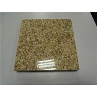 China All Kinds of Yellow Granite Tile G350 Granite Countertop on sale