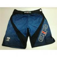 Buy cheap Custom Stretch MMA Shorts crossfit training shorts from wholesalers