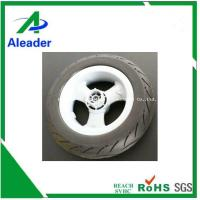 China 8 inch PU stroller tires baby stroller parts on sale