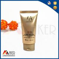 Wholesale 30ml High Quality Personal Care Cosmetic LDPE Tube For BB Cream With Flip Cap from china suppliers
