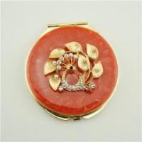 Buy cheap High-grade crystal hand mirror Item Code: WS-HM001-2 from wholesalers