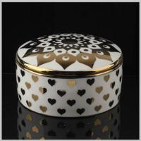 Buy cheap Decorative Girls Ceramic Ring Box from wholesalers