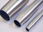 China Stainless Steel (TIG) Welded Grooved Tube on sale
