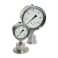 Wholesale Sanitary Diaphragm Pressure Gauge NO.: 0209 from china suppliers