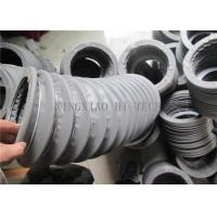 Grey Fabric Expansion Joint Bellows , Flexible Expansion Joint Material