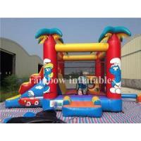 Buy cheap Hot Sale Cheap Used Commercial Inflatable Bouncers For Kids Garden from wholesalers