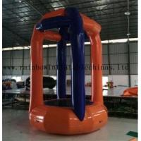 Buy cheap Inflatable Bungee Jumping Sport Game For Theme Park from wholesalers