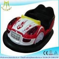 Hansel High Quality amusement park bumper car rides kiddies rider machine game Manufactures