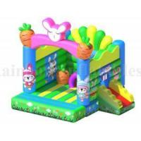 Buy cheap Best Quality Backyard Small Frozen Inflatable Playland, Jumping Castle Combos from wholesalers