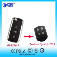 Buy cheap Three buttons universal garage door remote control transmitter from wholesalers