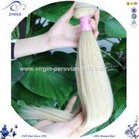 Wholesale Factory Price Fast Delivery Good Quality No Shed No Tangle Virgin Russian Hair from china suppliers