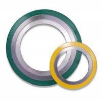 Buy cheap Special Materials Spiral Wound Gaskets from wholesalers