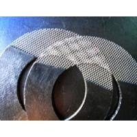 Buy cheap Graphite gasket reinforced with metal mesh from wholesalers