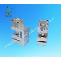 Buy cheap Hole Punch Pneumatic Trapezoid Shaped Hole Puncher for Plastic Bag from wholesalers