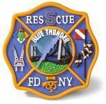 Wholesale Code 3 Rescue FDNY Co.5 Patch (13024) from china suppliers