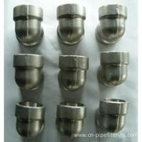 Buy cheap 3000lb Forjado, 1, ANSI B-16.11, a 105 Elbow from wholesalers