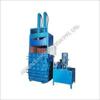 Wholesale Double Cylinder Vertical Plastic Baler from china suppliers
