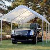 Buy cheap Hercules 10ft x 20ft Shade Structure - HC1020PC from wholesalers